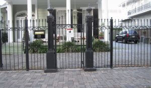 Gates New Orleans - Crescent Iron Works