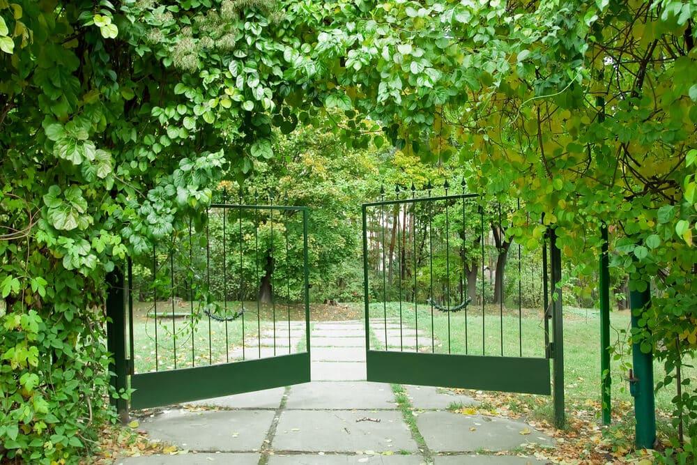 Garden Gates - Big Easy Iron Works