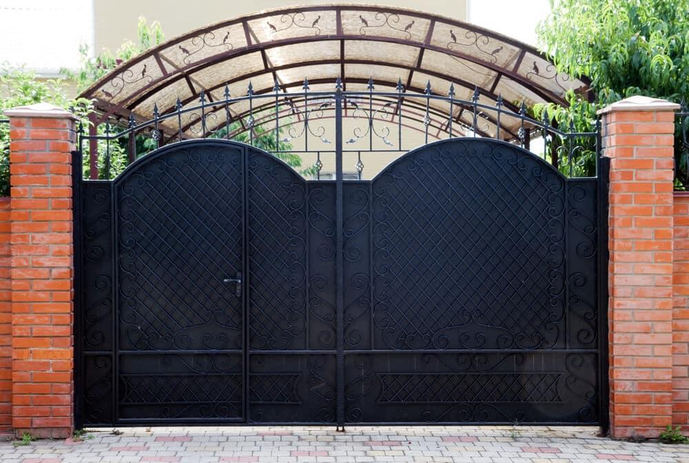 Metal Gates - Big Easy Iron Works
