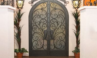 Why Iron Doors Can Help Manage Your Energy Bill Blog Image