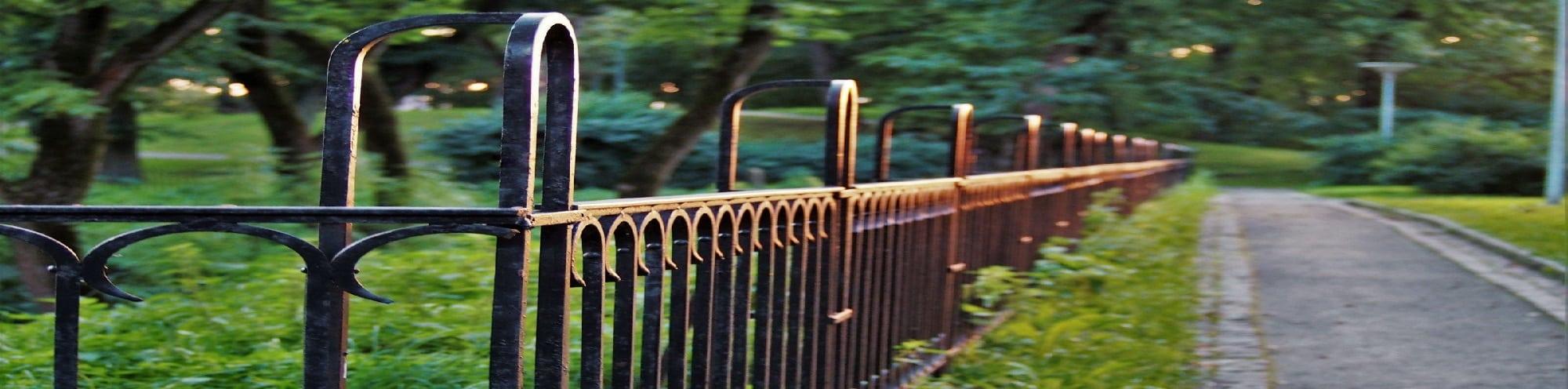Iron Fence - Big Easy Iron Works