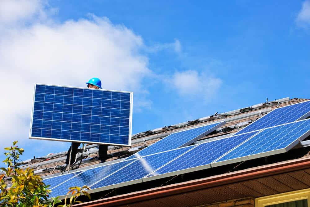 Solar Screen Installation - Big Easy Iron Works