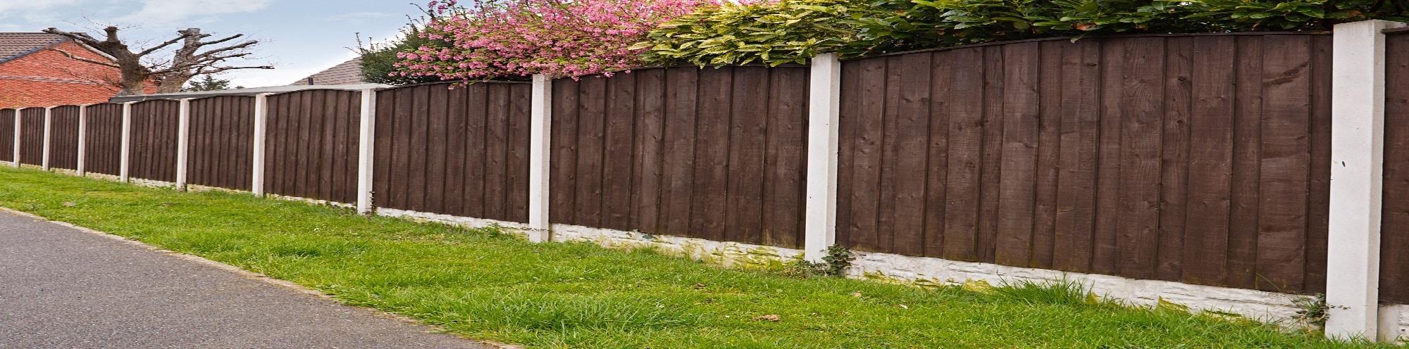 Wood Fences - Big Easy Iron Works