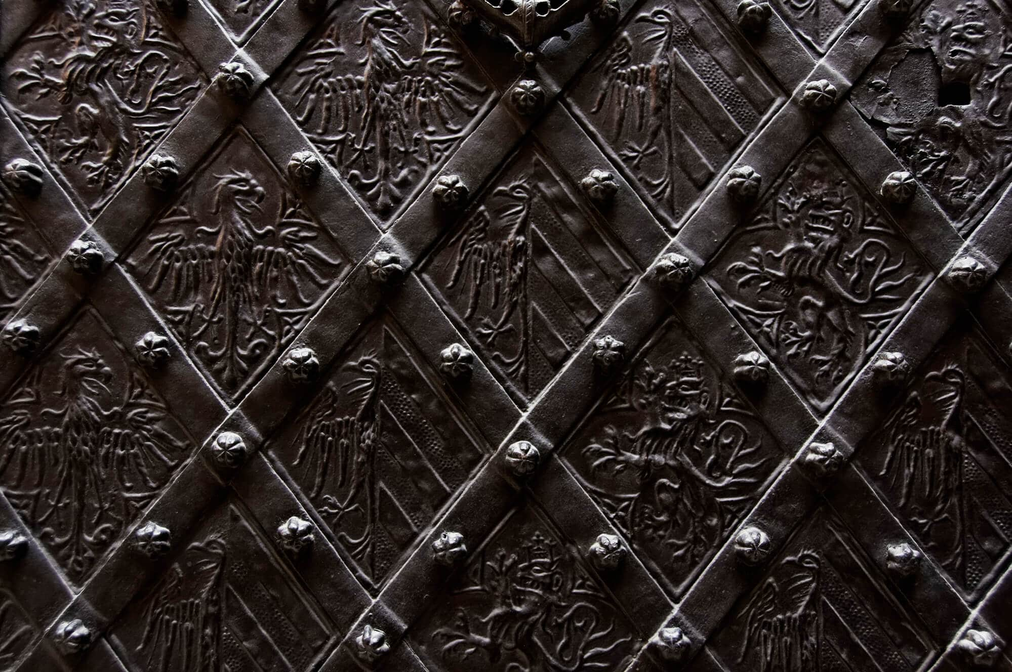 Wrought Iron Background - Big Easy Iron Works
