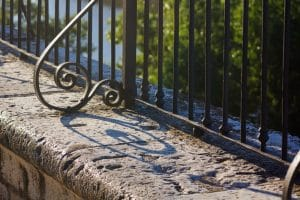 Wrought Iron Fence Cost- BigEasyFences.com